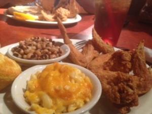 food coma.