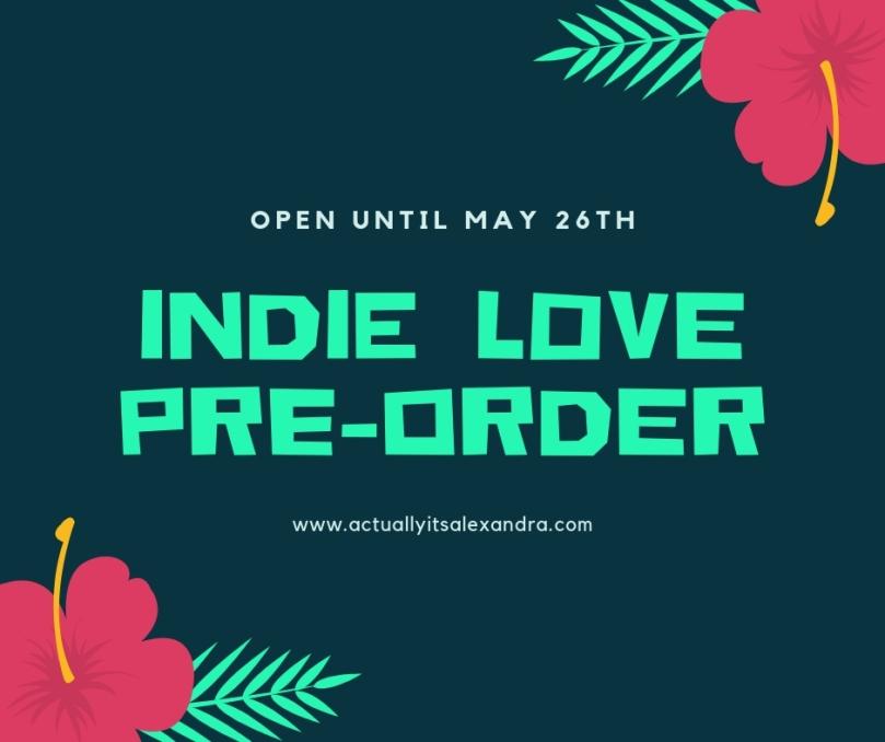 indie love pre-order