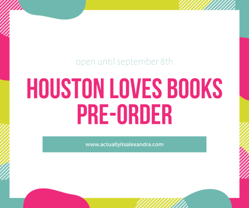 houstonlovesbooks pre-order
